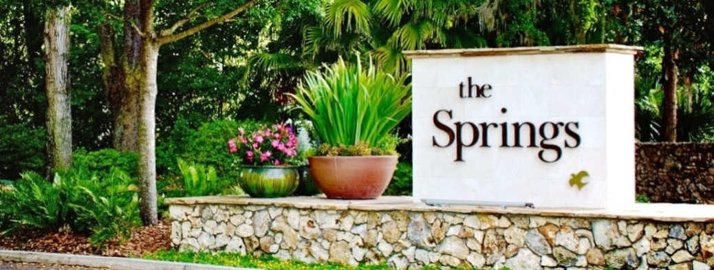 Welcome to The Springs!