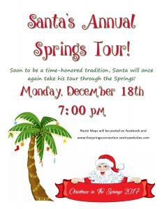 Santa Tour